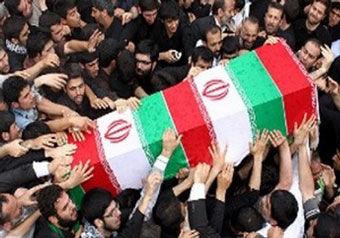 برنامه های استقبال ، تشییع و تدفین یازدهمین شهید مدافع حرم گلستان + عکس