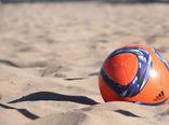 برگزاری دیدار ملوان بندرگز در هفته هفتدهم لیگ برتر ساحلی