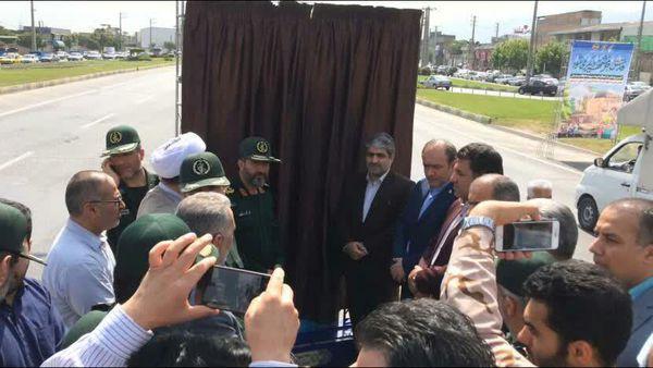 آغاز عملیات نصب تمثال شهدا در سطح شهر گرگان