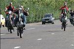 اجرای طرح ساماندهی موتورسیکلتسواران در گلستان