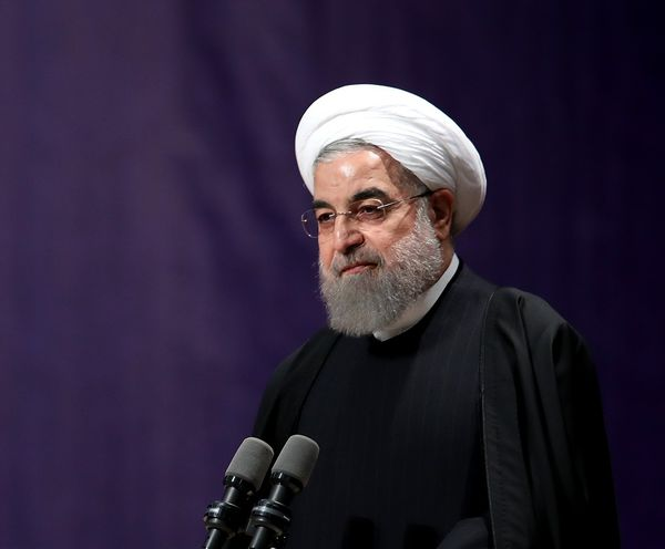 دانلود/ اولین فیلم انتخاباتی روحانی لو رفت!