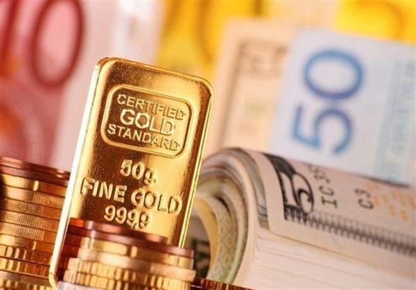 قیمت طلا، قیمت دلار، قیمت سکه و قیمت ارز امروز ۹۸/۰۸/۰۸