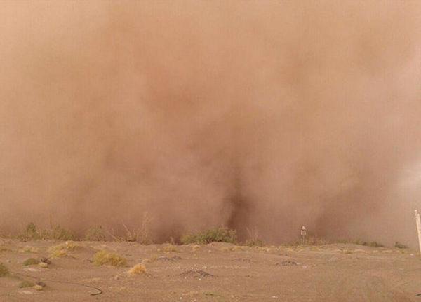 مدیرکل هواشناسی: وقوع توفان ریزگرد در گلستان از خوزستان سبقت میگیرد