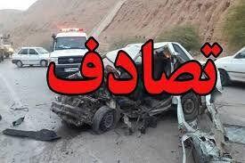 حادثه رانندگی در کردکوی با دو کشته