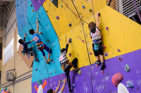افراد برتر مسابقات سنگنوردی قهرمانی استان گلستان معرفی شدند