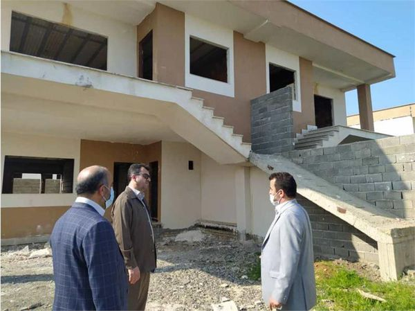 خرید 10 واحد مسکونی از پروژه های انبوه سازی برای مددجویان گلستانی