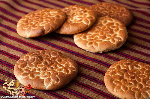 نان ترکمنی جنبه ای از باورهای اصیل سنتی