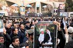 گزارش تصویری تشییع آیت الله هاشمی رفسنجانی در دانشگاه تهران