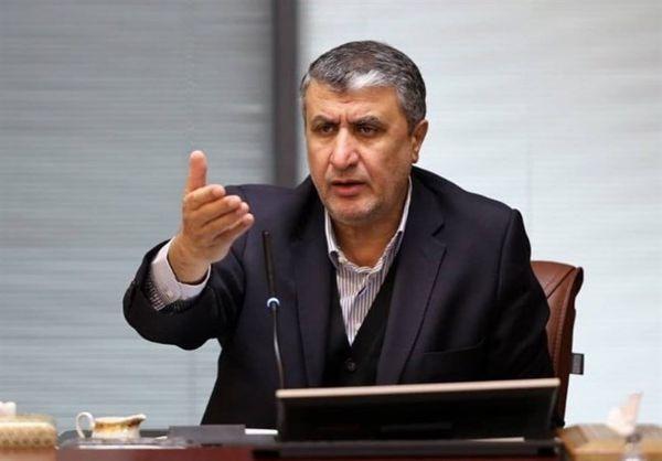 وزیر راه در گلستان: ایجاد بندر خشک اینچهبرون از اولویتهای کشور است