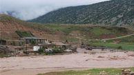 آب ۴۲ خانه روستایی سیل زده در گلستان تخلیه شد