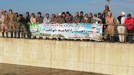گزارش تصویری /فعالیت جهادی قرارگاه جهادی یاران خراسانی رضوان
