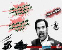 مجموعه پوستر جنایات صدام در دفاع مقدس علیه ایران