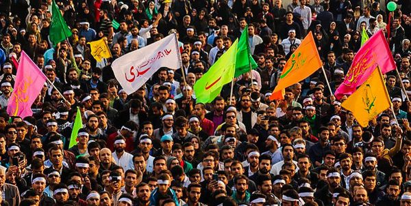 قیام مردم گلستان علیه اغتشاشگران