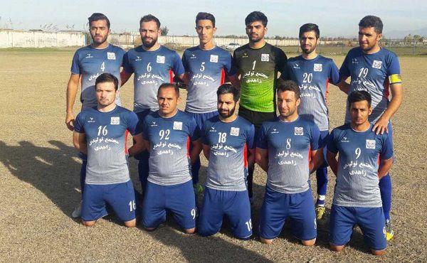 دارایی گز قطب جدید فوتبال گلستان