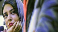 """عکسی متفاوت از """"لیندا کیانی"""" در کاخ جشنواره فیلم فجر+ عکس"""