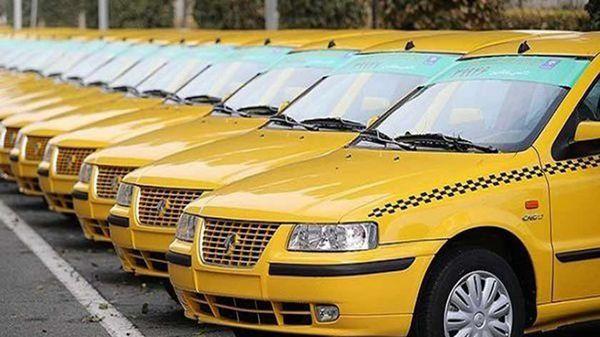 شناسایی تاکسی های غیر فعال در گرگان/10 درصد غیرفعال هستند