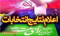 آرای استان تهران به ۴ نامزد ریاست جمهوری به تفکیک +جدول