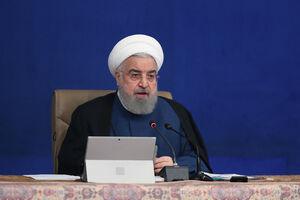 فیلم/ نسخه روحانی برای صدا و سیما در این ۲ هفته