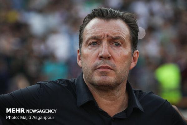 سکوت مارک ویلموتس بعد از درخواست جدایی از تیم ملی ایران