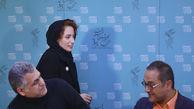 تصاویری از رامبد جوان و همسرش در کاخ جشنواره