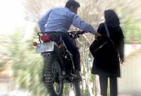 فیلم/ رودست خوردن سارق از یک زن!
