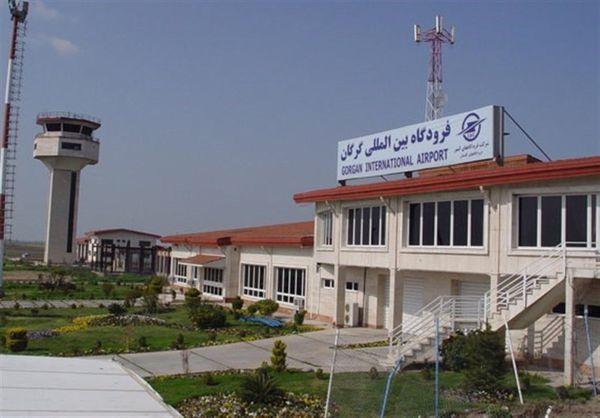 آخوندی: فرودگاه گرگان قابلیت توسعه حملونقل برای ۲.۵ میلیون مسافر را دارد