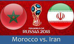 روزنامه مارکا اسپانیا ترکیب احتمالی دیدار ایران و مراکش را اعلام کرد + عکس